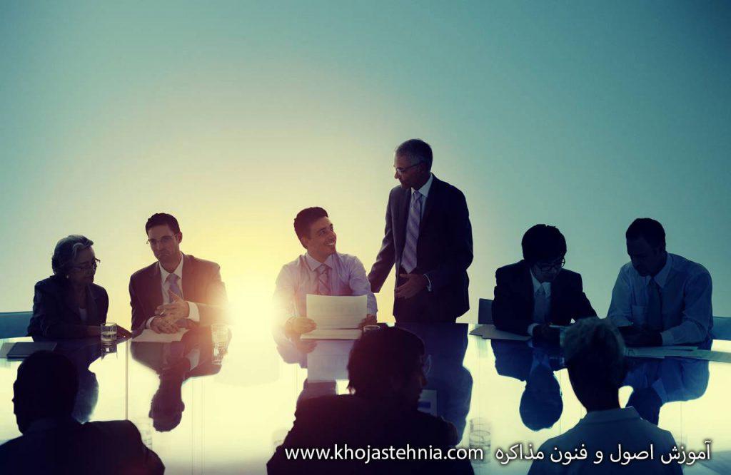 چگونه برای جلسات مذاکره برنامه ریزی کنیم؟