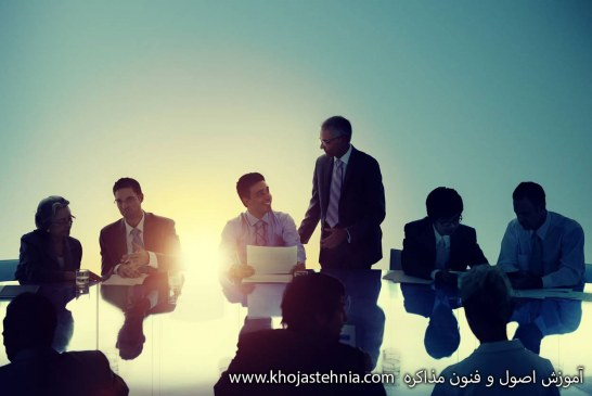 مراحل مذاکره – ۶ مرحله انجام مذاکره موفق
