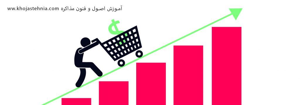 افزایش فروش